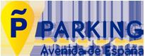 Logo Parking Avenida de España